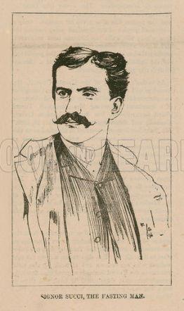 Portrait of Signor Giovanni Succi